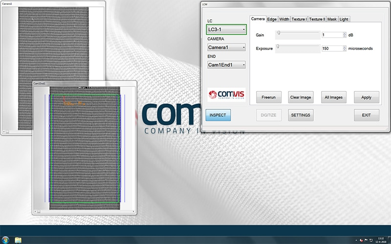 COMVIS Texplorer Manager