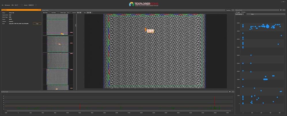 Texplorer™ DDMS Management Software